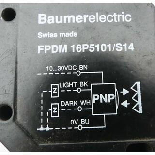 BAUMER electric FPDM 16P5101/S14 Näherungsschalter -unused-