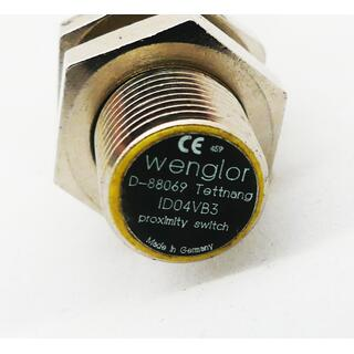 WENGLOR ID04VB3 Sensor -unused-