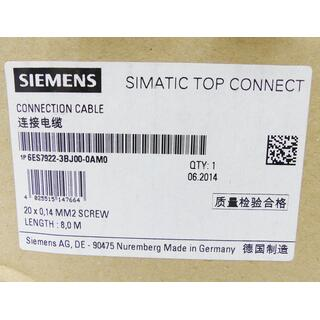 SIEMENS SIMATIC S7 6ES7922-3BJ00-0AM0 Connection Cable -unused-