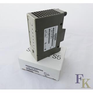 SIEMENS SIMATIC S5 6ES5431-8FA11 E-Stand: 3 -unused-
