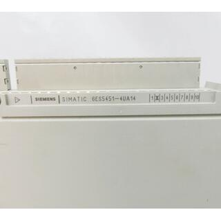 SIEMENS SIMATIC S5 6ES5451-4UA14 E-Stand: 2 -used-