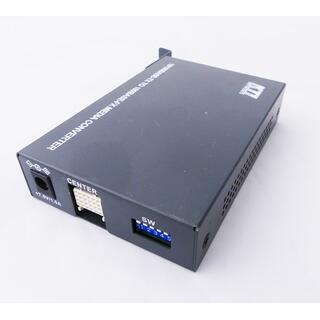 KTL NETWORKS KC-300D-T 10/100BASE-TX TO 100BASE-FX -used-