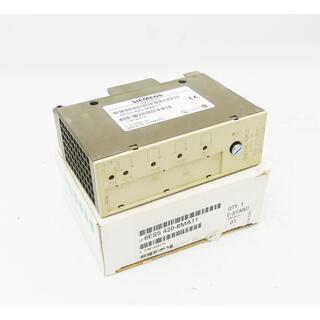 SIEMENS SIMATIC S5 6ES5420-8MA11 Vers. 01 -unused-
