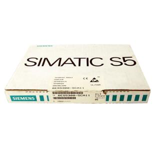 SIEMENS SIMATIC S5 6ES5300-5CA11 E Stand: 5 -unused-